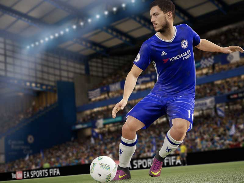 FIFA 17 Demo is Go