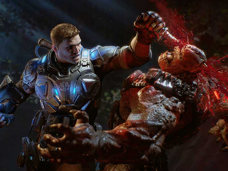 WATCH: Gears of War 4 prologue play-through