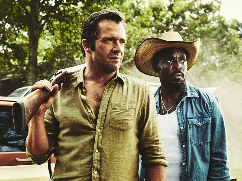 Second season of Hap and Leonard takes shape