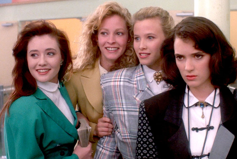 Heathers set for a TV reboot