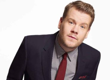 James Corden signs on for Peter Rabbit