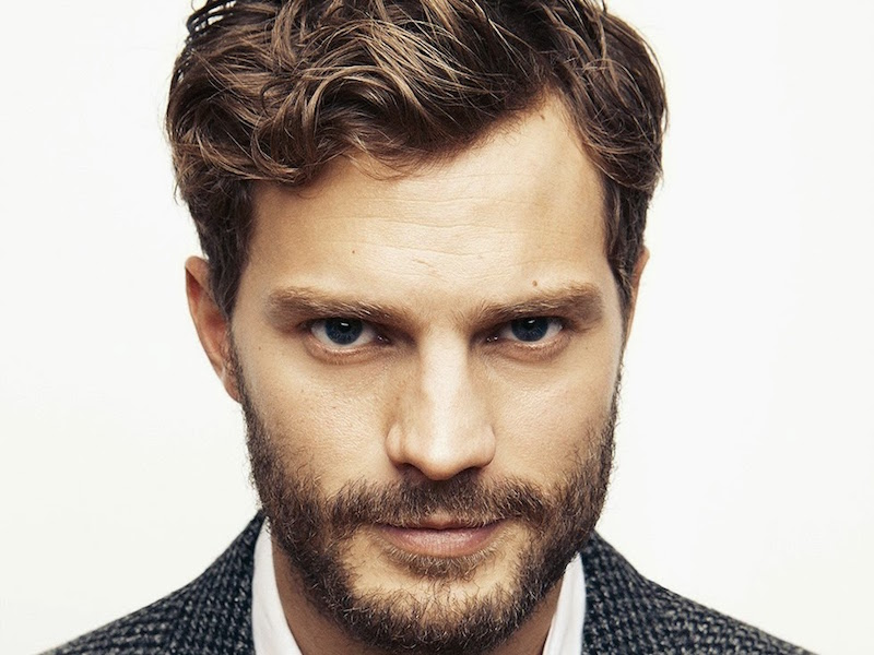 Shades of green for Jamie Dornan?