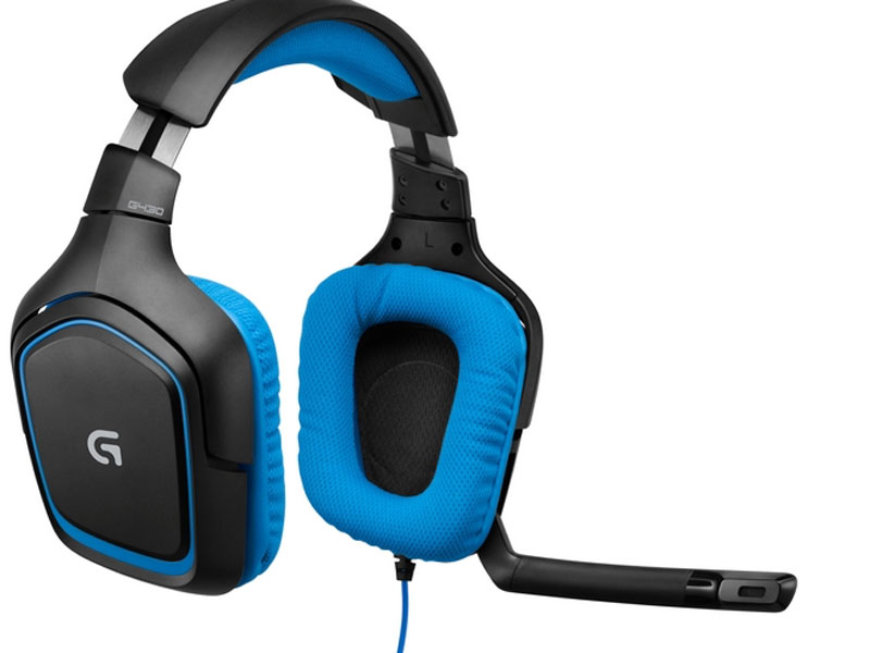 Logitech G430 Surround Sound Gaming Headset – review