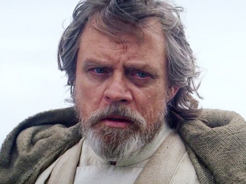 Mark Hamill just tweeted a Star Wars spoiler