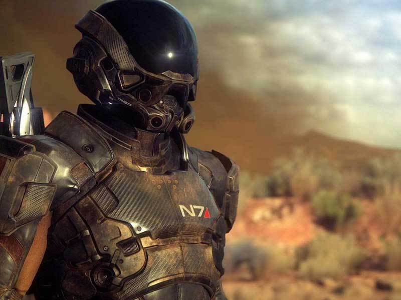 The Mass Effect: Andromeda protagonists are related