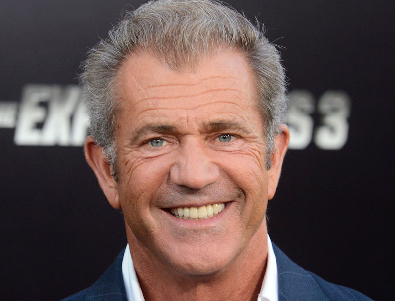Mel Gibson nabs The Crossroad