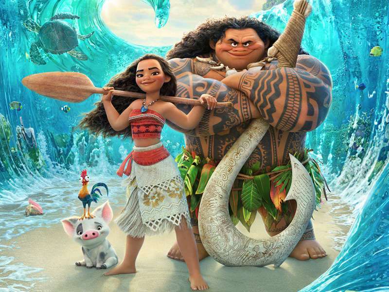 First full Moana trailer sails into view