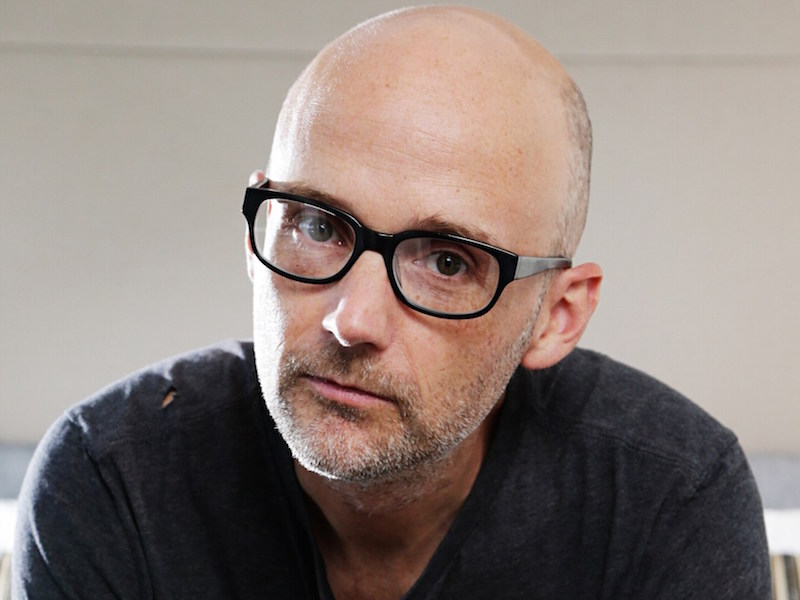 New Moby album drops next month