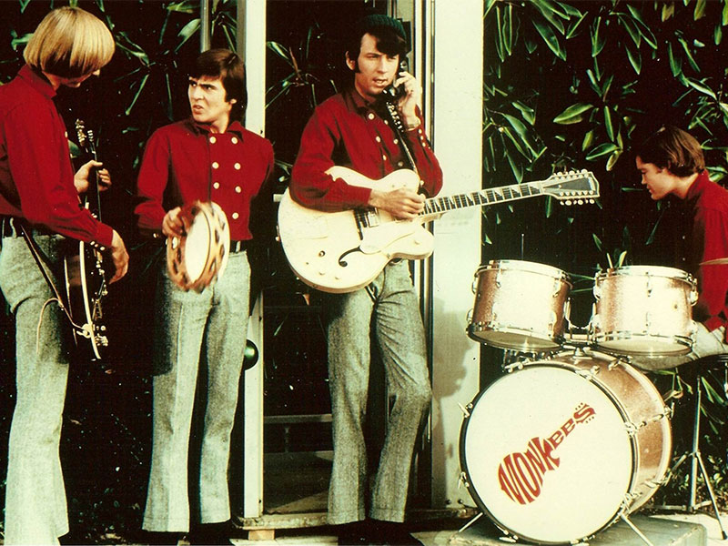 Hey hey it's The Monkees!