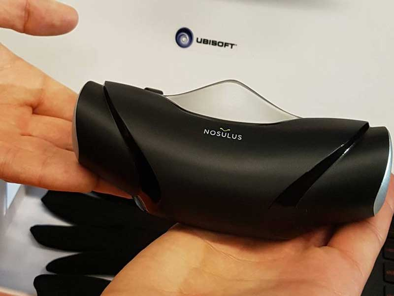 We went nose-on with Nosulus Rift