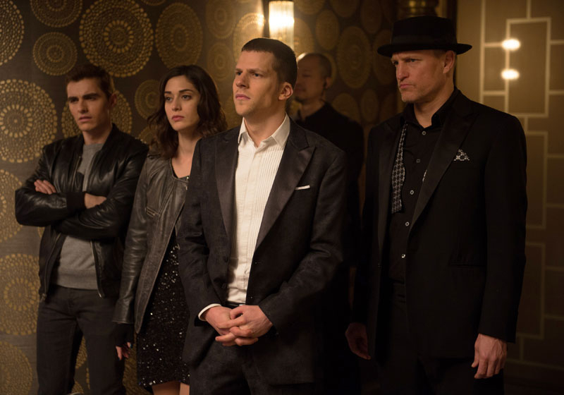 Now You See Me 2: Jesse Eisenberg interview