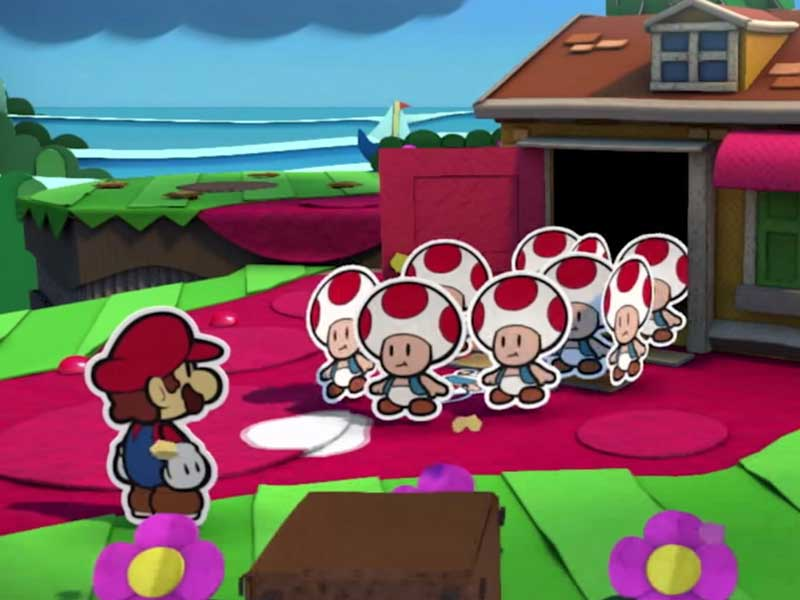 WATCH: Here's the trailer for Paper Mario: Color Splash