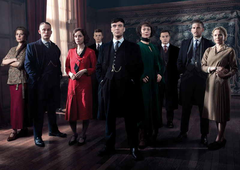 Peaky Blinders: Steven Knight Q&A