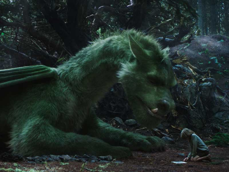 Pete's Dragon – review