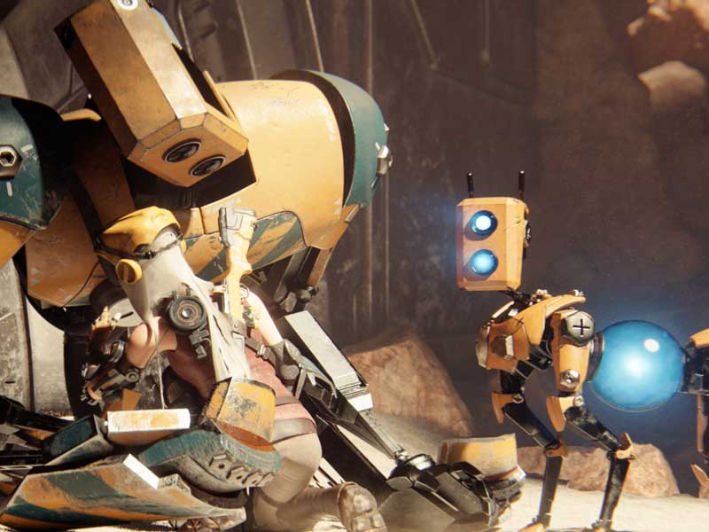 4 Games to play before ReCore