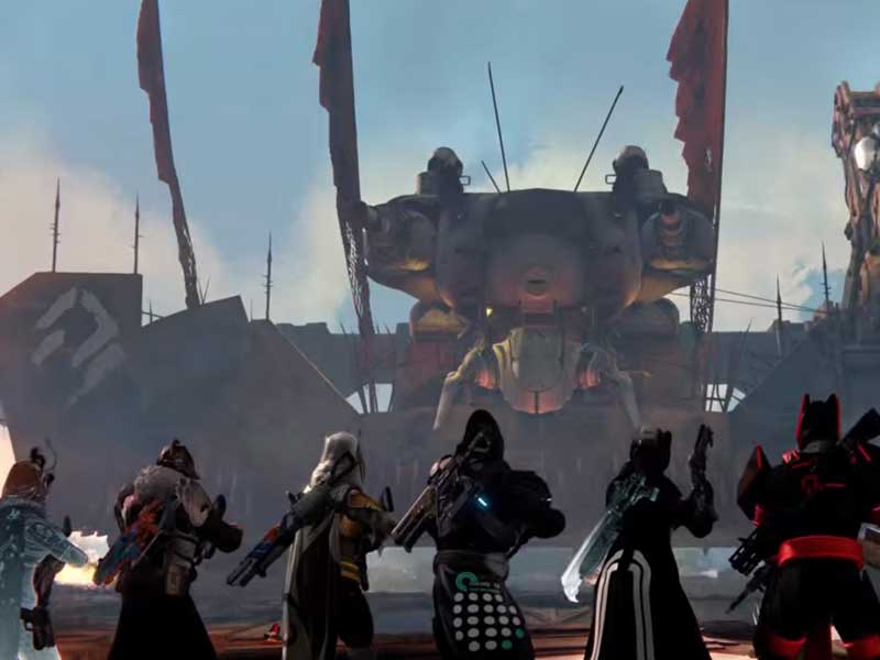 WATCH: the reveal trailer for Destiny's latest Raid