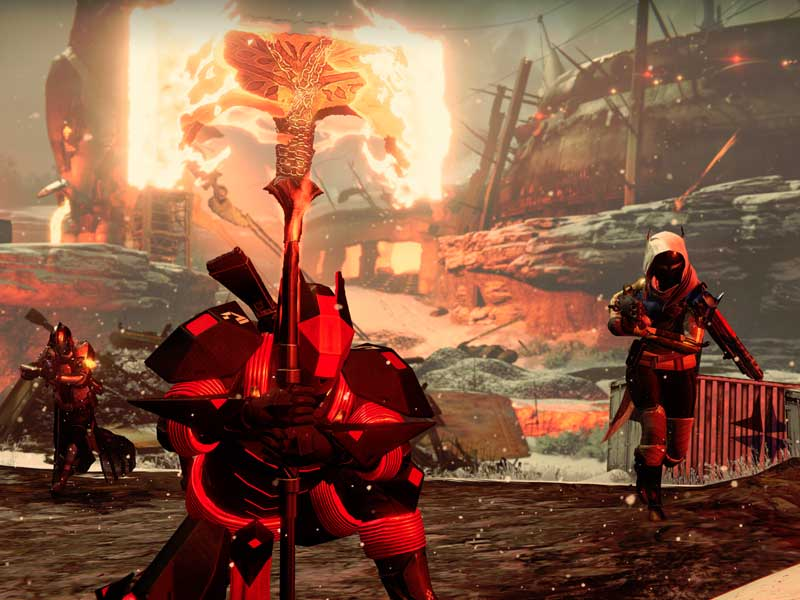 Listen to the entire Destiny: Rise of Iron soundtrack right here