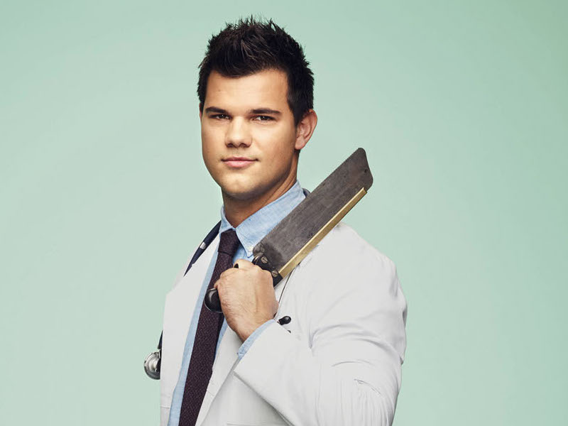 Taylor Lautner in new promo for second season of Scream Queens