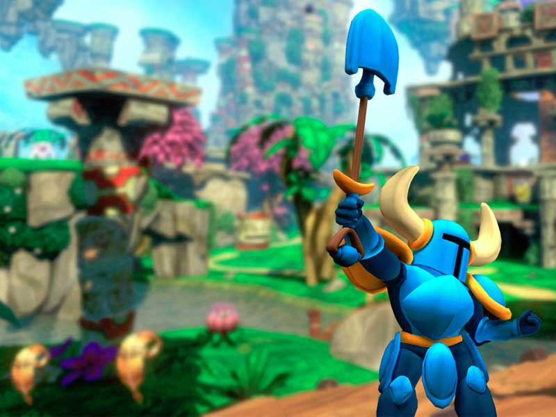 Shovel Knight will guest star in Yooka-Laylee