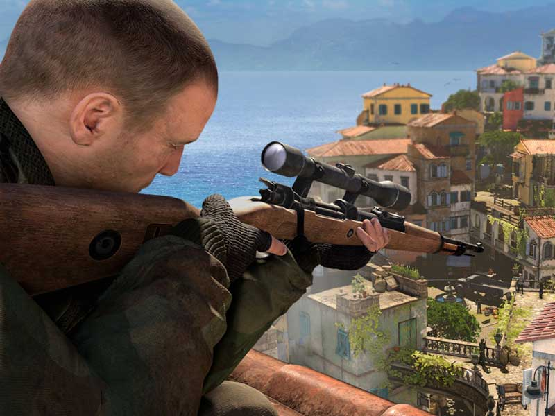 WATCH: here's everything you need to know about Sniper Elite 4 in 6 minutes