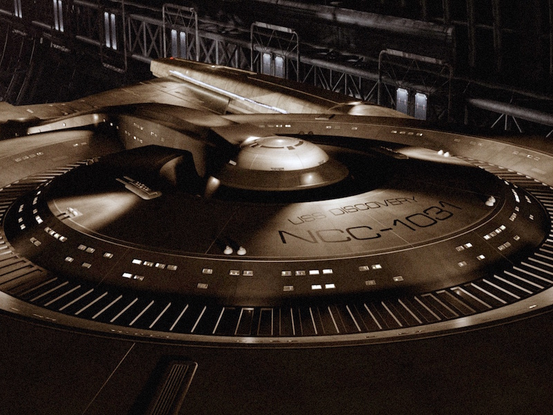 Star Trek Discovery put back to May