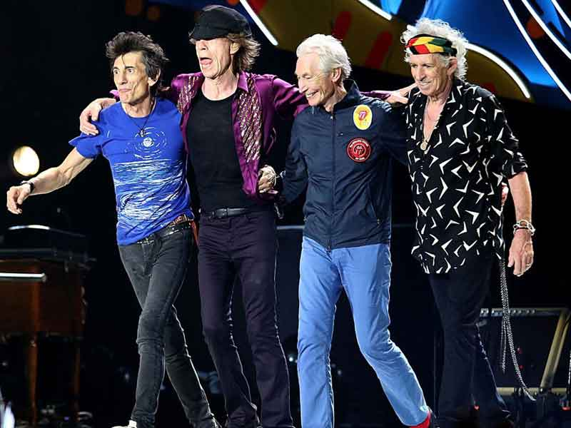 Rolling Stones to debut Havana Moon in November