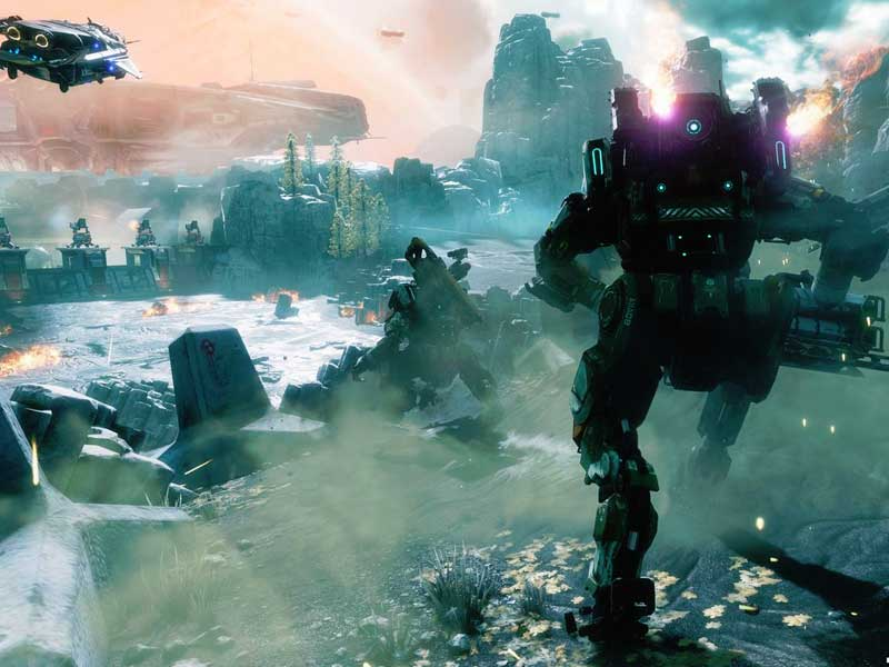 New details on Titanfall 2's story mode