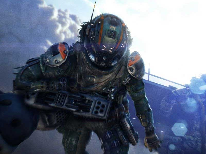 WATCH: New Titanfall 2 Pilot gameplay trailer