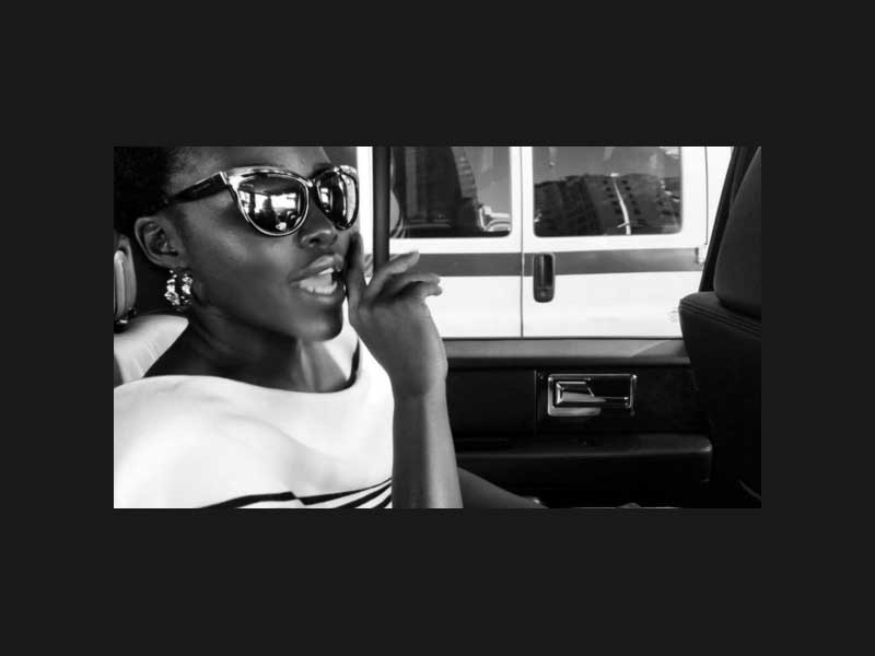 Lupita Nyong'o is officially the best at everything… ever.