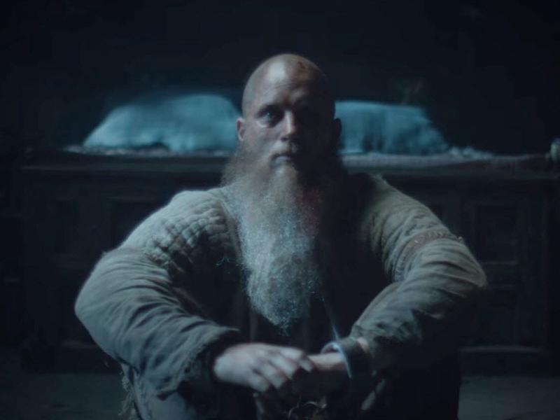 "Vikings set sail on ""monumental"" new season"