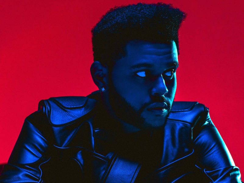 The Weeknd teases new album