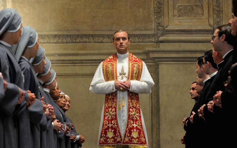 Check out the new trailer for The Young Pope