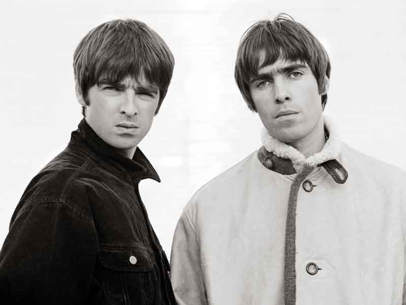 A Supersonic trip with Oasis