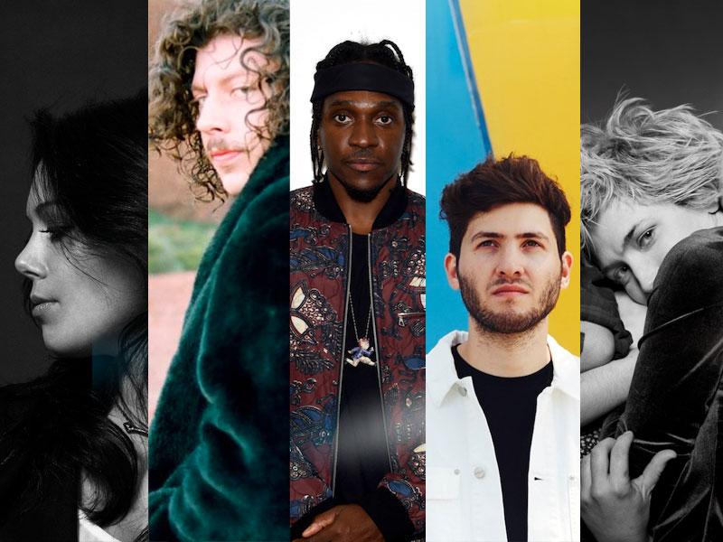 5 tunes you gotta hear this week: 21/10/16