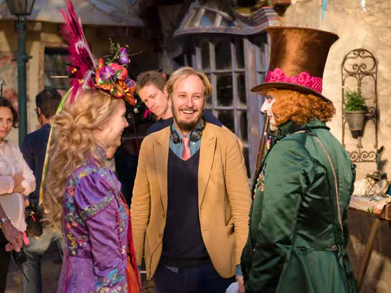 Alice Through The Looking Glass: James Bobin Q+A