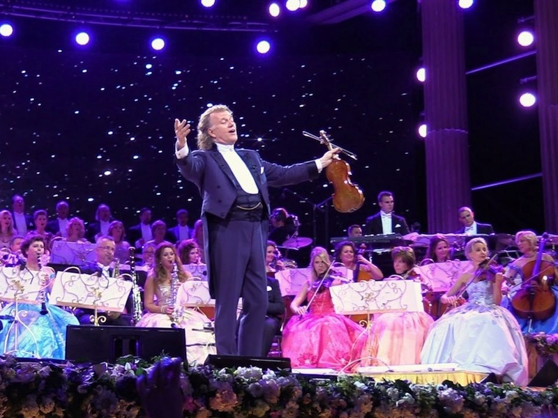 Fall for Andre Rieu