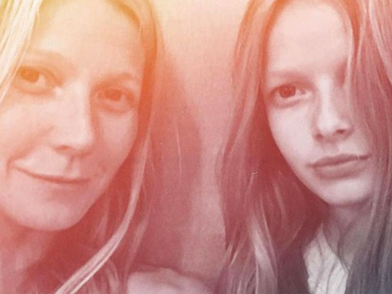 WATCH: Apple Paltrow can sing