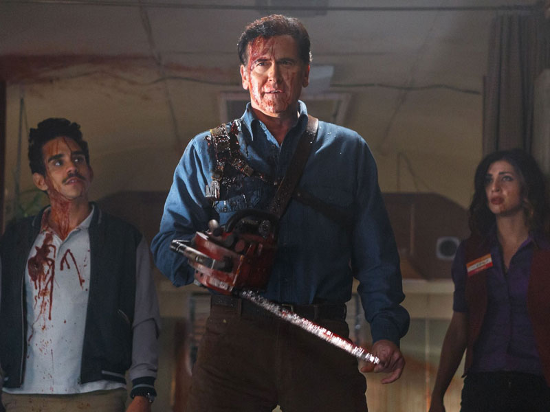 Review: Ash vs Evil Dead: Season 1
