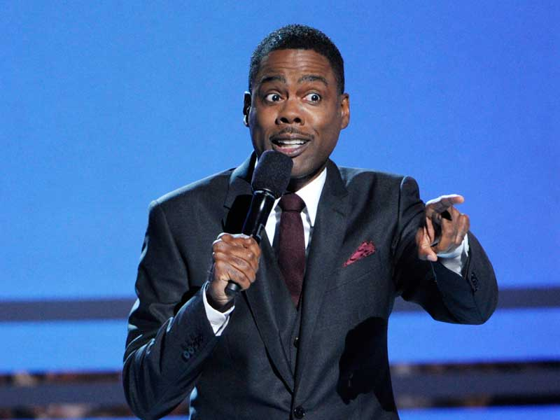 Chris Rock returning to stand-up
