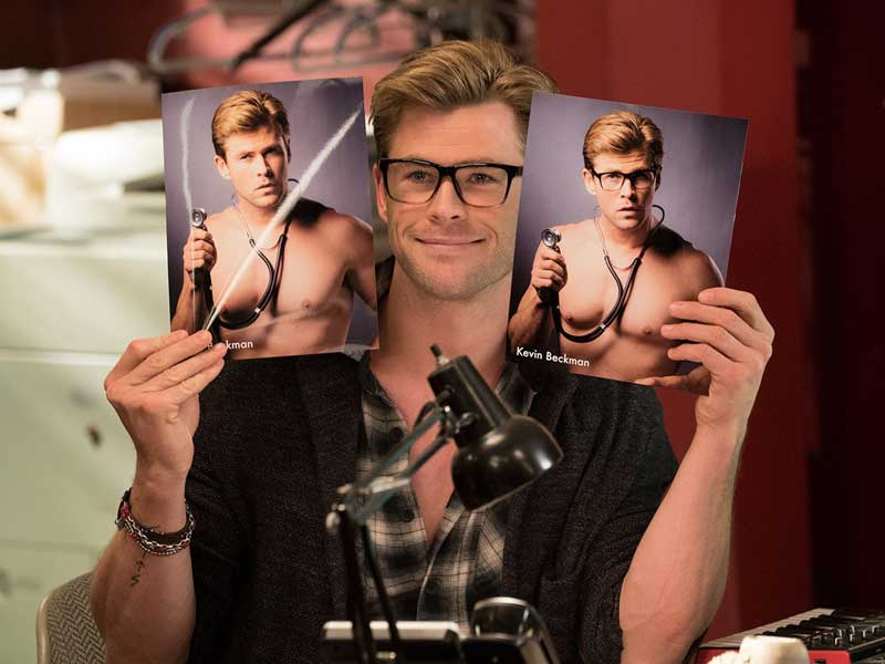 Ghostbusters: Paul Feig on Chris Hemsworth