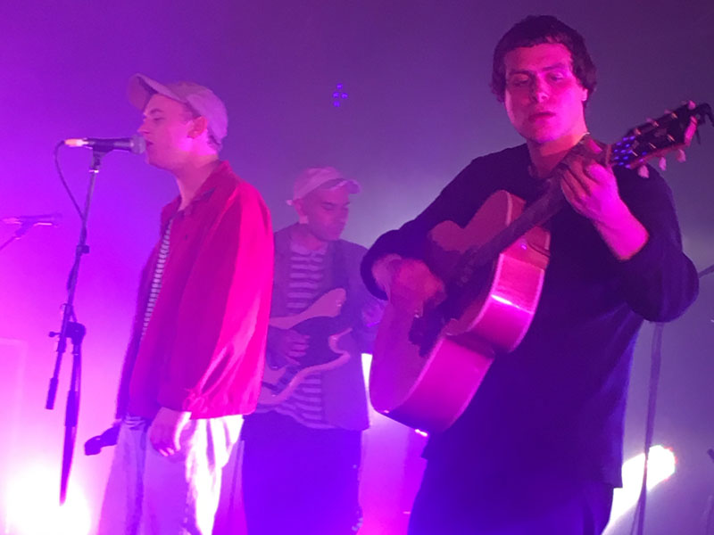 Live review: DMA's @ The Croxton, Melbourne