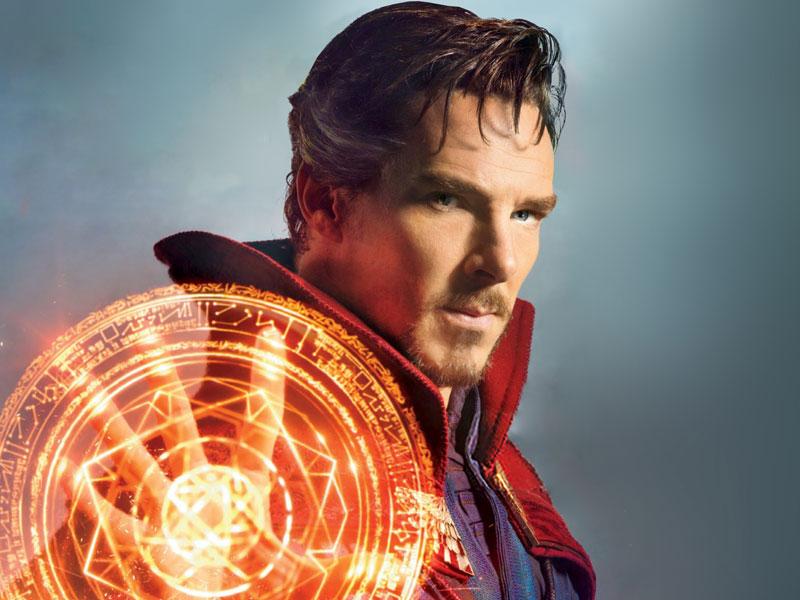 INTERVIEW: Benedict Cumberbatch – Doctor Strange