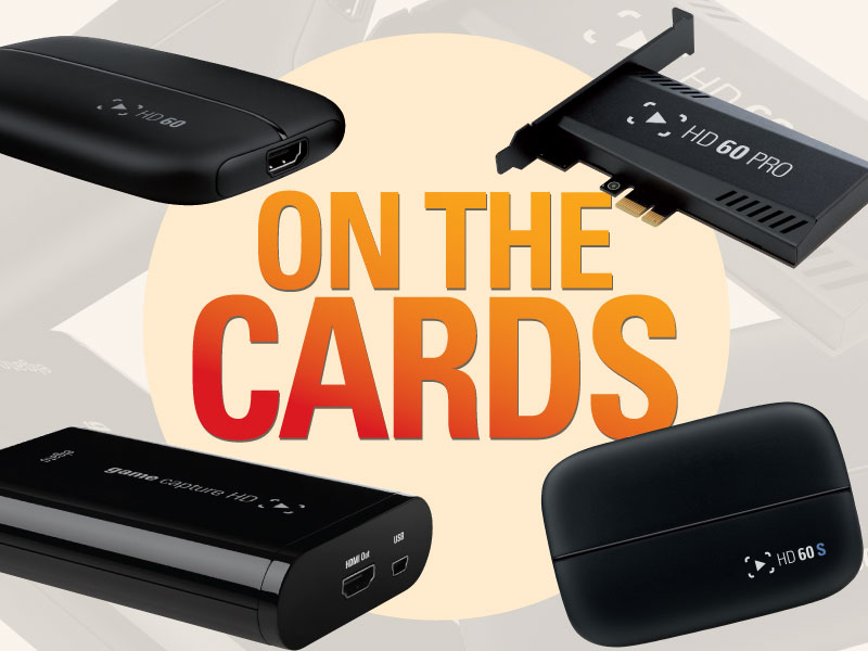 On The Cards – Elgato Game Capture Cards
