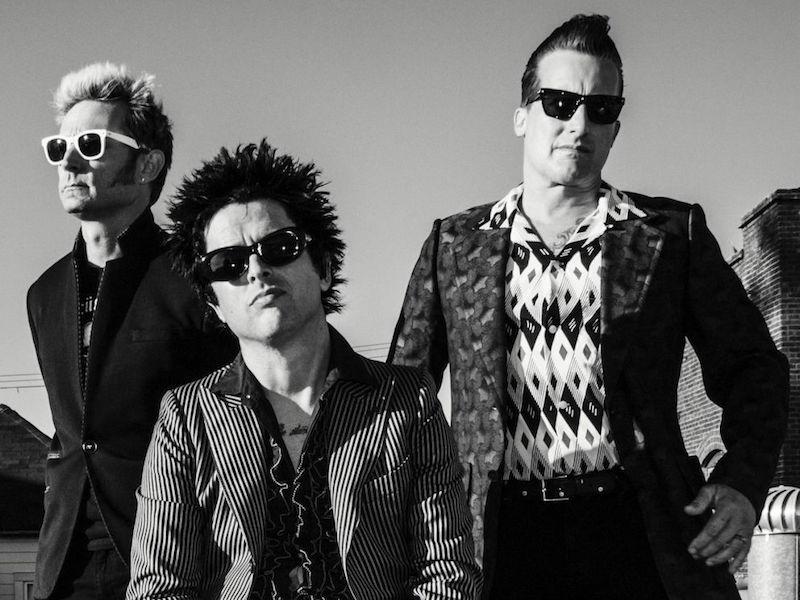 Green Day heading Down Under