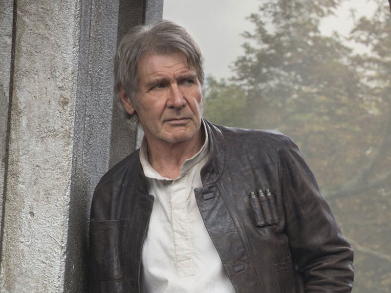 Production company fined for Harrison Ford's accident on the Force Awakens set