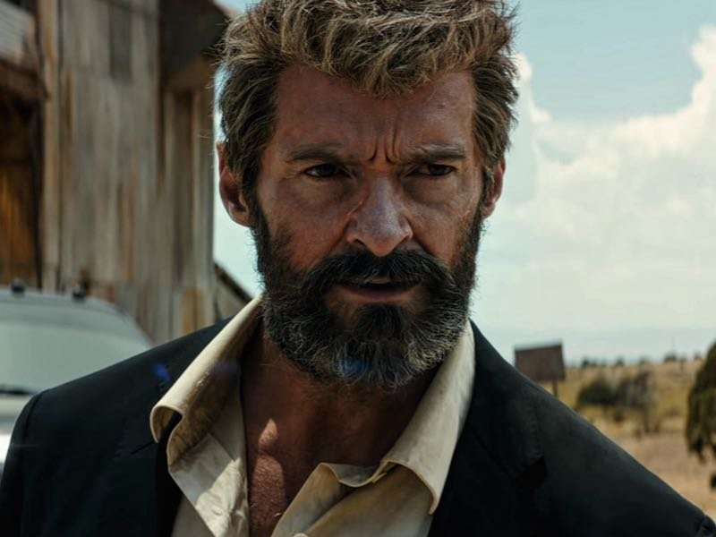 First trailer for Logan