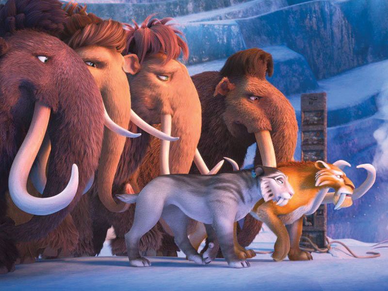 REVIEW: Ice Age 5: Collision Course