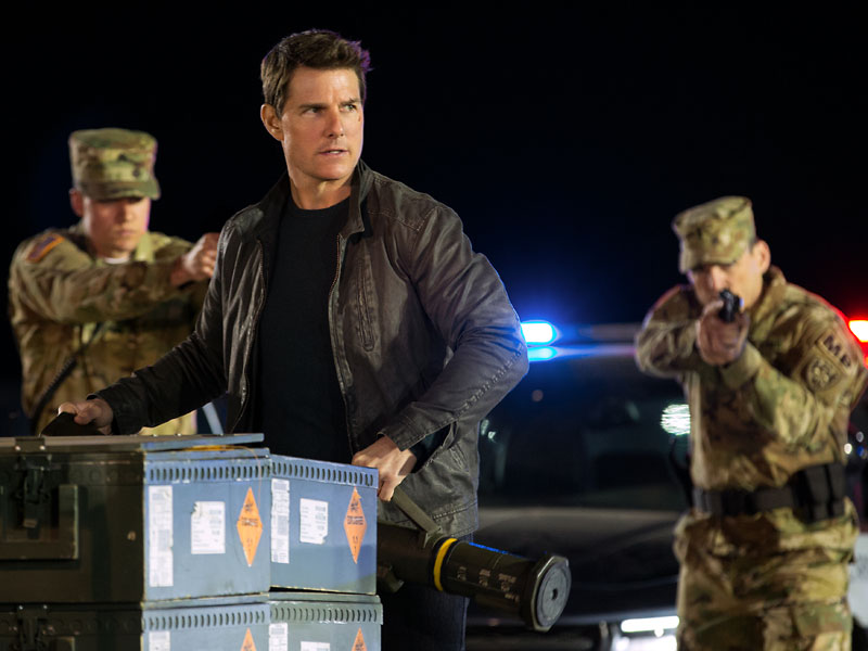 Jack Reacher: Never Go Back – review