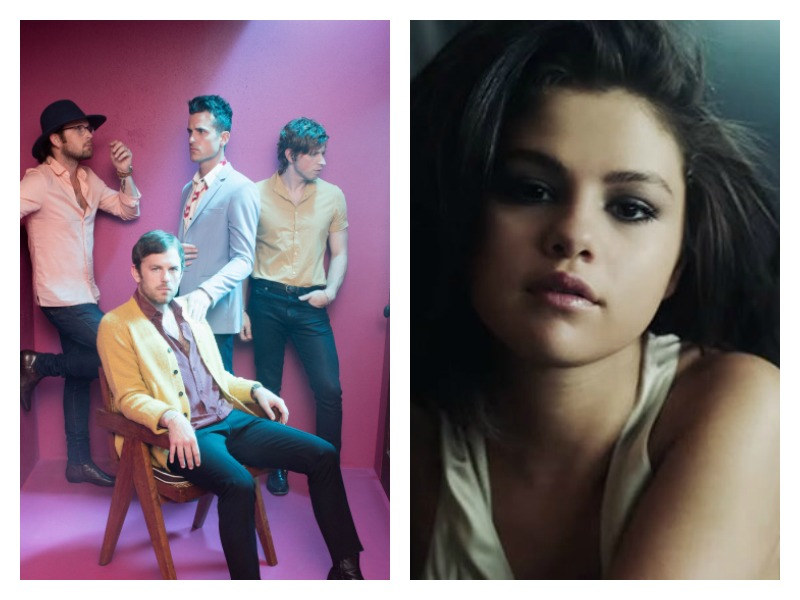 Kings of Leon cover Selena Gomez… wait, what?
