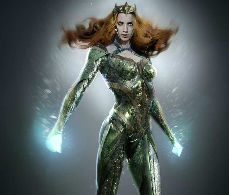 First Look At Amber Heard In Justice League Stack Jb Hi Fi